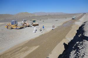Implementation of the rural road projects, including substructure and asphalted of Mokht in length of 19 k